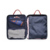 Novo Patchwork Chegada Mulheres Bagagem Bolsa De Viagem À Prova de Água de Viagem Unisex HandbagsLarge Capacidade de Dobrar Sacos