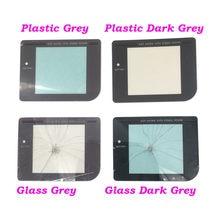 20 pces plástico & vidro lente de tela protetora para gameboy clássico gb DMG-01 protetor de lente