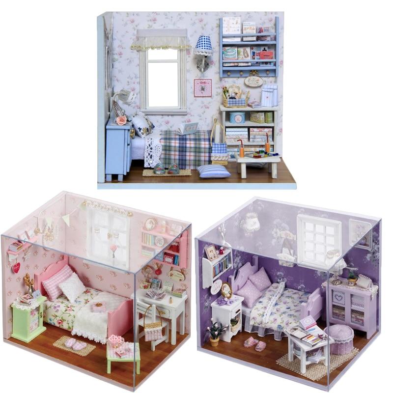 miniatura muebles modernos