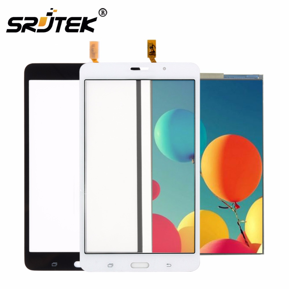 Srjtek 7 For Samsung Galaxy Tab 4 7.0 T231 SM-T231 T230 SM-T230 Touch Screen LCD Display Matrix Panel Tablet Replacement Parts