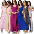 Party Maternity Clothes Long Maternity Dresses Nursing pregnant dress pregnancy clothes for Pregnant Women Europe size dresses