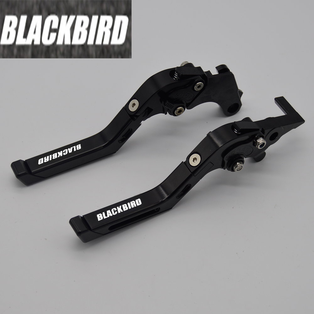 2018 NEW CNC Folding&Extending Brake Clutch Levers For Honda CBR1100XX / BLACKBIRD CBR 1100 XX 1997 2007 1998 1999 2000 2001