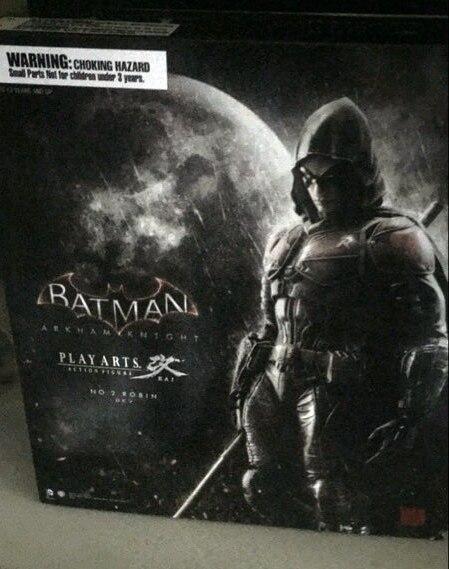 Фигурка Робин Джейсон Тодд 27 см Бэтмен PlayArts 3