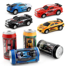 TOFOCO Coke Can Mini RC Car Radio Remote Control Racing
