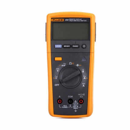 Detail Feedback Questions about Fast arrival Fluke 233