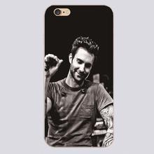 maroon 5 adam levine singer Design black skin case cover cell mobile phone cases for iphone