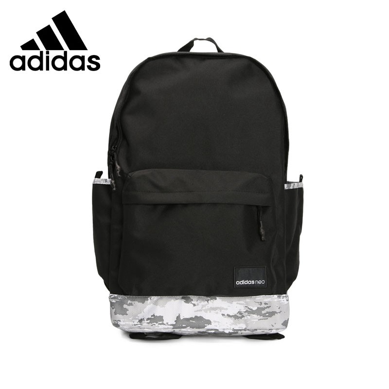 Original New Arrival 2017 Adidas NEO Label DAILY PRINT Unisex  Backpacks Sports Bags adidas original new arrival official neo women s knitted pants breathable elatstic waist sportswear bs4904