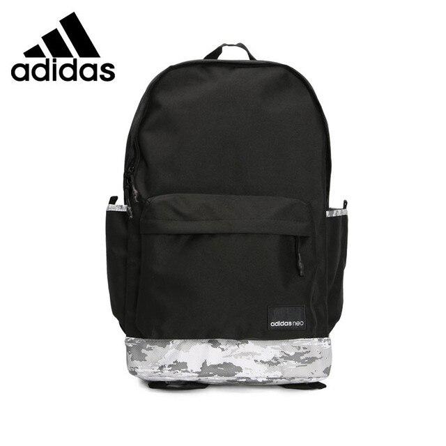 a83e5e3c8f Original New Arrival 2017 Adidas NEO Label DAILY PRINT Unisex Backpacks  Sports Bags