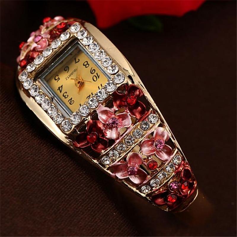 Women s watches Relogio feminino Saat chaude De Mode De Luxe Femmes Montres Femmes Bracelet Montre