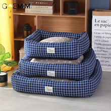 2019 Warm Cat Bed Comfort Pad Kennel Puppy Dog Mat Top Quality House for Small Medium
