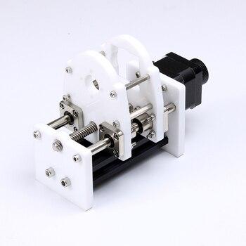 Регулируемый лазерный модуль ZAxis держатель двигателя лазерный гравировальный станок с ЧПУ DIY Набор для гравера
