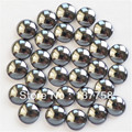 60pcs 8x3mm Beautiful Black Hematite Round CAB CABOCHON R0048969