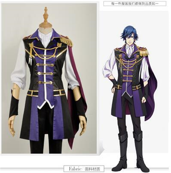 2017 new clothes anime song prince 4 love legend star