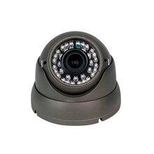 Full HD SONY IMX322 onvif 1080P 2MP megapixels 2.8-12mm varifocal Lens vandal proof IR dome IP camera cctv security camera
