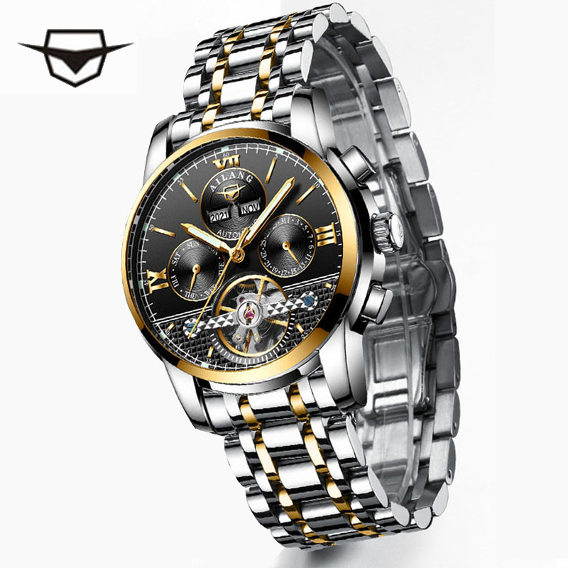 Display male TOP 2018 wrist watch, which is made of fine steel, age impact automatic machine S3 gear sports watch, one hour belt цены онлайн