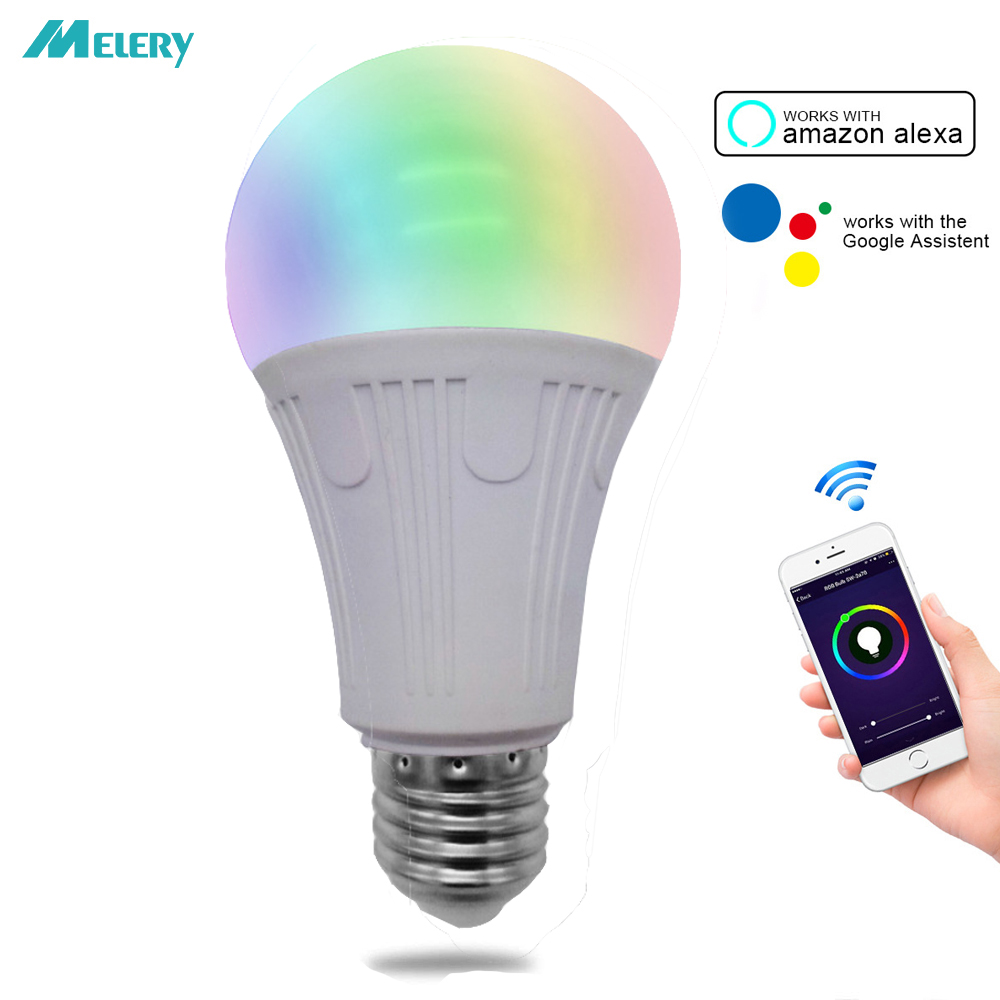 Back To Search Resultslights & Lighting Adroit Smart Wifi Led Light Bulb E26 Lamp A19 Remote Control 7w Rgb Warm/cold White Homekit Work With Amazon Alexa And Google Assistant Light Bulbs