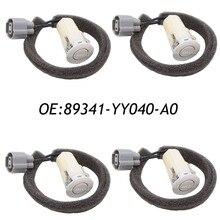 Новый 4 ШТ. 89341-YY040-A0 89341-YY040 PDC Датчик Парковки Для Toyota Rav4 2009-2013 ACA33 2 ACA37 1 1AZFE 2AZFE