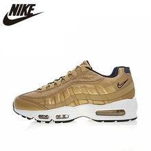 0d8e7db7 NIKE Air Max 95 PRM для мужчин's удобные кроссовки Открытый Спортивная  обувь одежда высшего качества спортивная