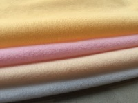 10pcs/lot mix colors fleece fabric adhesive brushed woven fabric for DIY doll tree plant sewing Stuffed toys sofa material Warp
