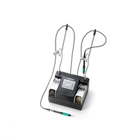 JBC soldering station NANE 2C NANE 2B double handle welding station with 0.1mm soldering tip for repaier chip IC