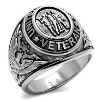 New Arrival Stainless Steel Rings Men Ring Fashion Jewelry For Party Free Shipment Full Size 8