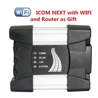Top Quality ICOM next with WIFI/Router For BMW ICOM A2 NEXT A+B+C 2019.03 Engineers Programming Software car diagnostic scanner