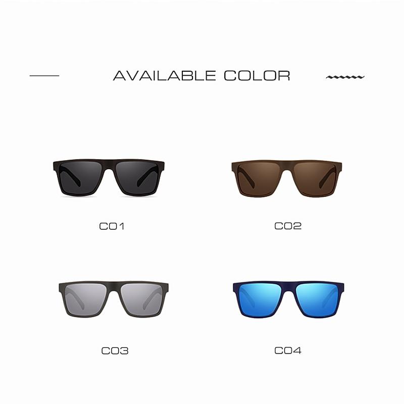 Aofly merk classic zwart gepolariseerde zonnebril mannen rijden - Kledingaccessoires - Foto 5