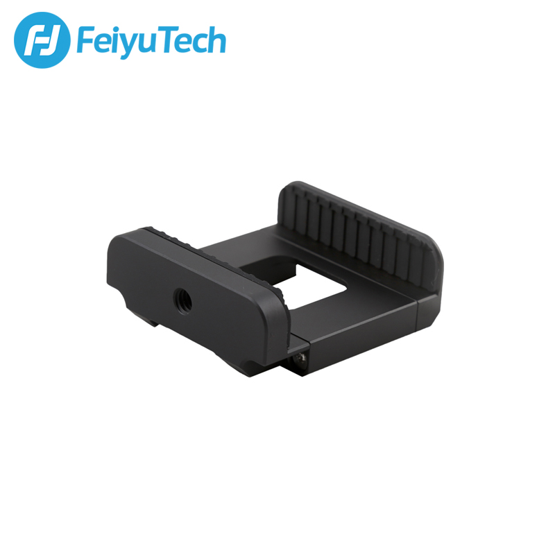 <font><b>Feiyu</b></font> tech <font><b>feiyu</b></font> FY phone mount for <font><b>A1000</b></font> , A2000 DSLR gimabl and G360 <font><b>gimbal</b></font> image