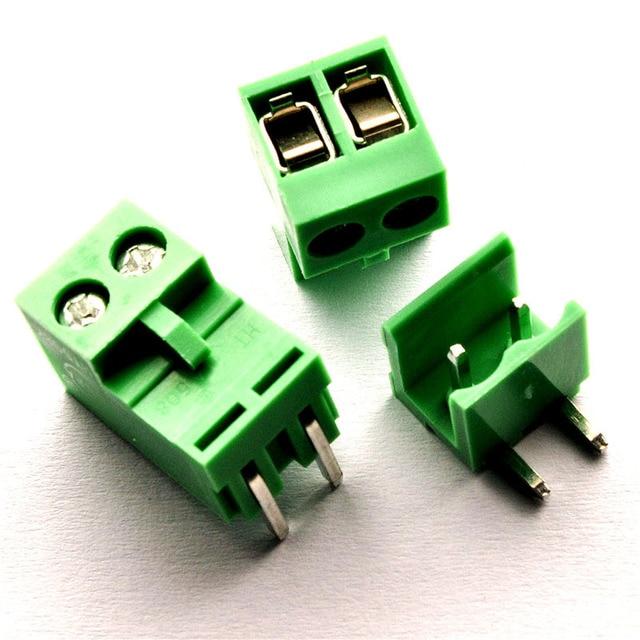 YongYeTai HT5.08 Pluggable Terminal Block 5.08MM Connector Set: Plug + Socket 2/3/4/5/6-8P Straight needle  free shipping