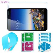 Screen Protector Soft TPU Nano-coated For HuaWei Honor x2 / Mediapad X2 7.0inch Tablet PC Protective Film 2PCS цена