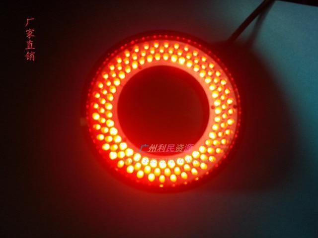 Rood Licht Lamp : Binnendiameter mm rood licht led verlichting microscoop ring