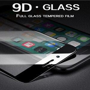 Image 5 - 9D زجاج واقي آيفون X 6 6S 7 8 plus زجاج على آيفون 11 برو ماكس واقي للشاشة آيفون حماية الشاشة XR edge