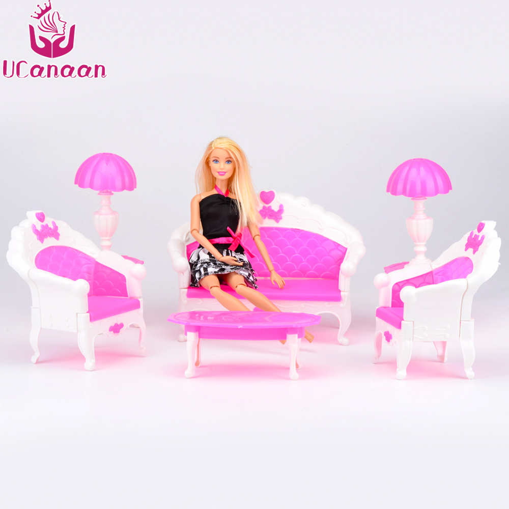 Awesome Barbie Living Room Furniture Set Pictures - Living Room ...