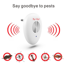 Useful Mosquito Killer Electronic Multi-Purpose Ultrasonic Pest Repeller Reject Rat Mouse Repellent Anti Rodent Bug Reject