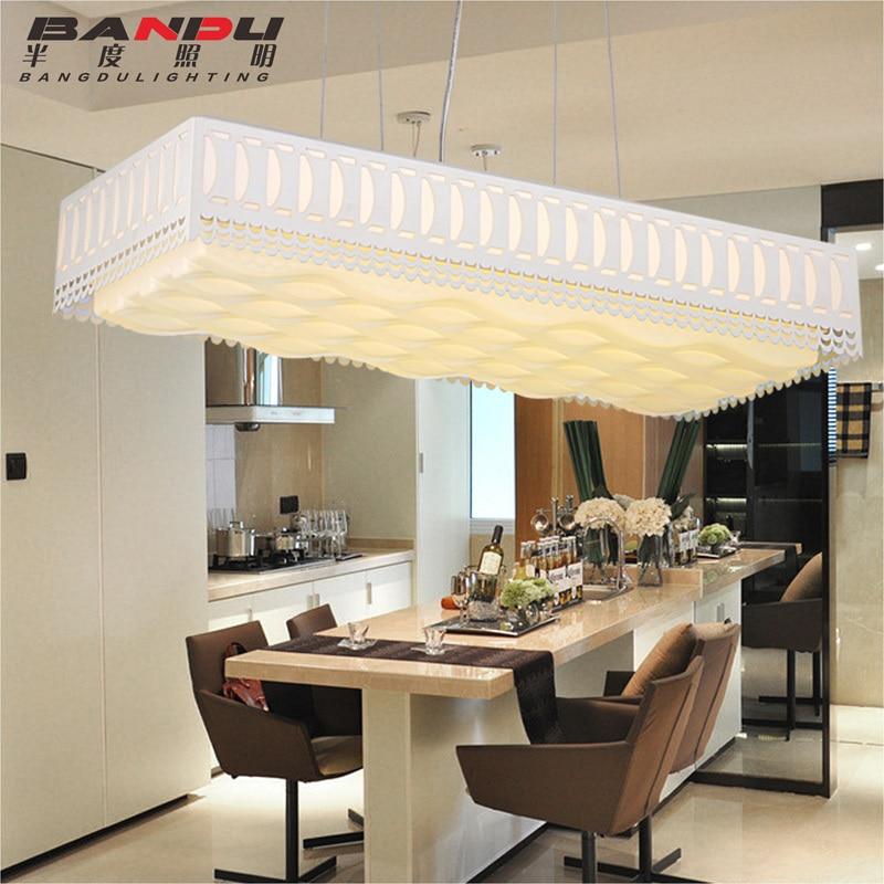 Tienda online [ medio de ] led lámpara moderna restaurante ...