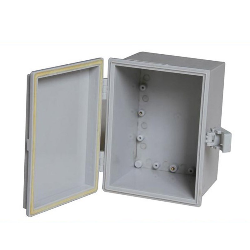 Hinged Electrical Box : Online buy wholesale hinged plastic enclosures from china
