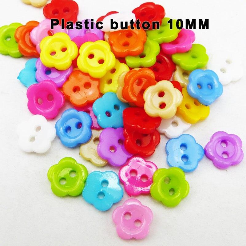 АКЦИЯ 100 шт смешанные формы много цветов Сделай Сам Скрапбукинг Мультяшные кнопки пластиковые кнопки детская одежда швейные принадлежности P-001 - Цвет: 26