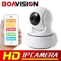 1.0MP Беспроводная IP WIFI Камера Ночного Видения HD 720 P Смарт камера Двухстороннее Аудио Дома Камеры Видеонаблюдения Onvif P2P посмотреть