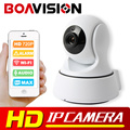 BOAVISION 1.0MP Wireless IP Camera WIFI Night Vision HD 720P Smart Camera Two Way Audio Home CCTV Surveillance Camera P2P View