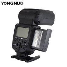 Беспроводная вспышка Yongnuo YN860Li Speedlite с литиевой батареей емкостью 1800 мАч для Nikon Canon, совместимая с YN560III YN560IV YN560-TX RF605