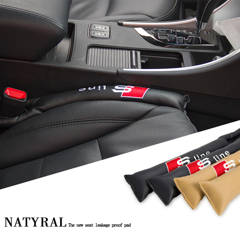 2 шт. сиденья Gap наполнитель мягкий коврик заполнение Spacer для Audi A4 B5 B6 B7 B8 A6 C5 A5 TT q3 Q5 Q7 80 100 A1 A2 A7 A3 8 P 8 В S линии Sline