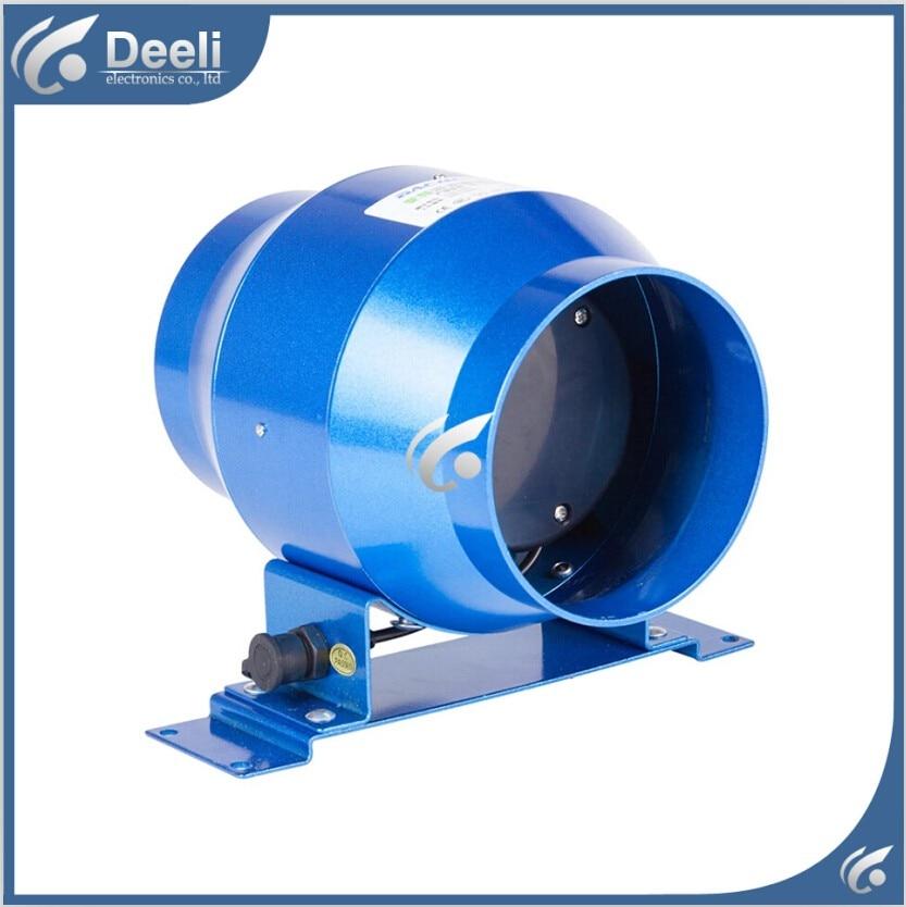 4 Inch 100mm Duct inline Fan w/ Speed Controller Blower ventilation fan good working Transfer speed control цена