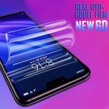 6D Full Protective Hydrogel Soft Film For Xiaomi Redmi K20 7 7A 4X 5 6A 6 Note 5A Pro Mi A2 Lite Screen Protector