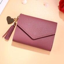 Mini Tassel Wallet