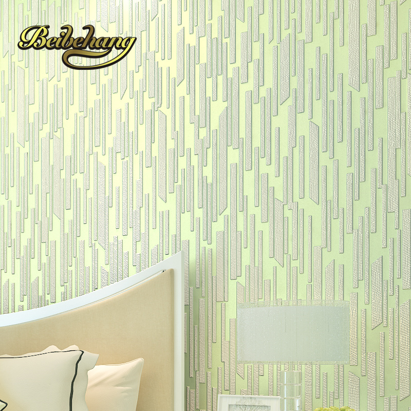 beibehang 3D three-dimensional vertical stripes bedroom minimalist living room non-woven wallpaper TV backdrop,papel de parede red square building curtain roman 3d large mural wallpaper bedroom living room tv backdrop painting three dimensional wallpaper