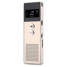 Benjie c6 hifi reproductor de mp3 8 gb reproductor de mp3 fm radio grabadora de voz reproductor de música mp3 altavoz externo
