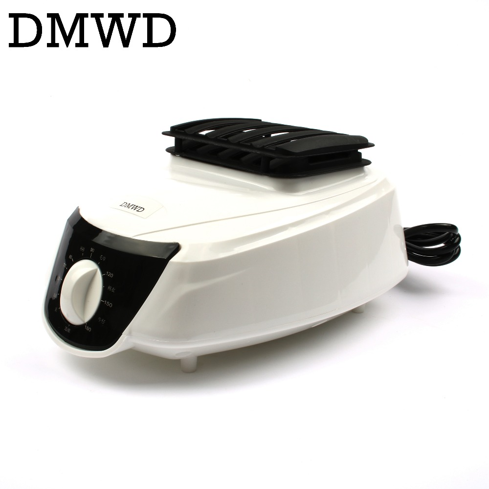 DMWD electric cloth dryer Mini Remote laundry clothes baby colthes drying machine household Garment UV warm wind shoe Sterilizer