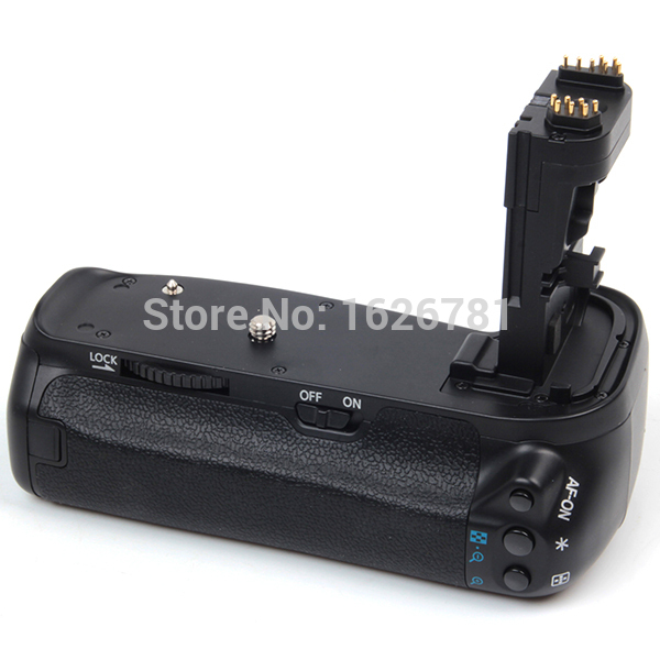 New Arrival Hot Sale Pro Vertical Mk-70D Battery Grip work for Canon 80D 70D Camera as BG-E14