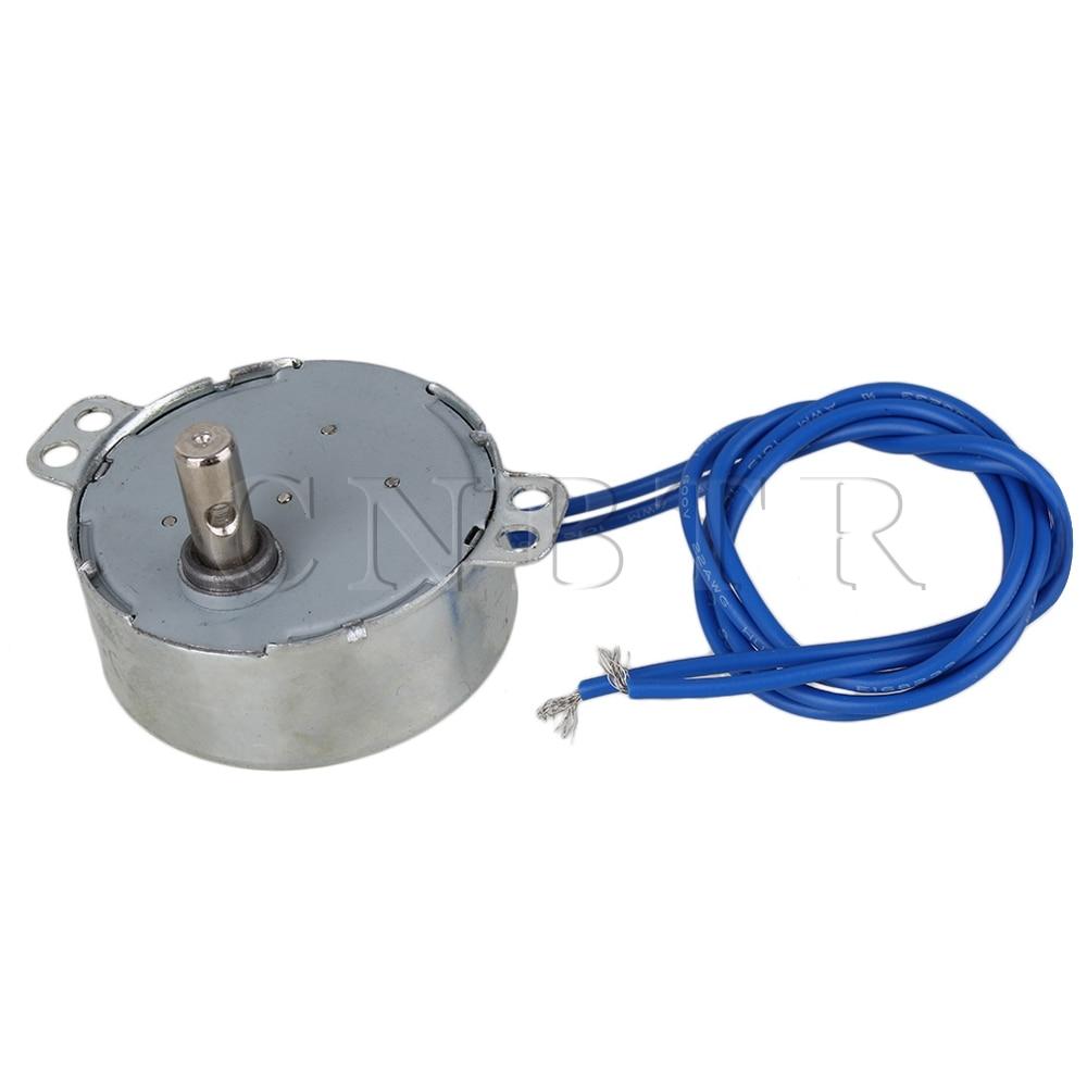 AC110V TYC-50 Synchron Motor CCW//CW Direction 5-6 r//Min for Heater Machine