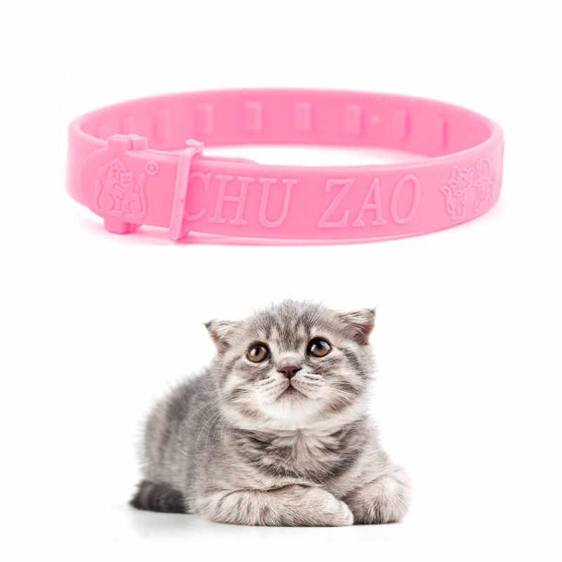 Collar de gato alejado de las pulgas y el Collar de garra para gatos collares para gatos gatito gato Collar de correas para mascotas suministros para mascotas productos para mascotas
